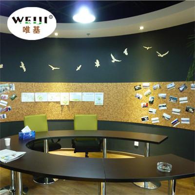 产品名称: 产品介绍: 唯基定制软木板/水松板是公司办公室,学校等